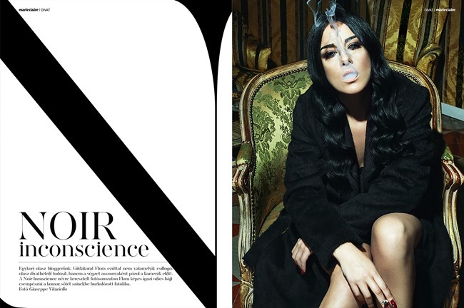 MARIE CLAIRE HUNGARY Noire Inconscience by Giuseppe Vitariello. Summer 2015, www.imageamplified.com, Image Amplified (2)