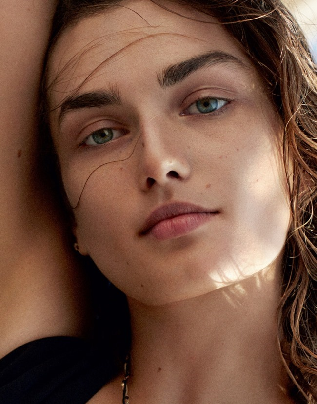 PORTER MAGAZINE Andreea Diaconu by Cass Bird. Kate Young, Summer 2015, www.imageamplified.com, Image Amplified (8)