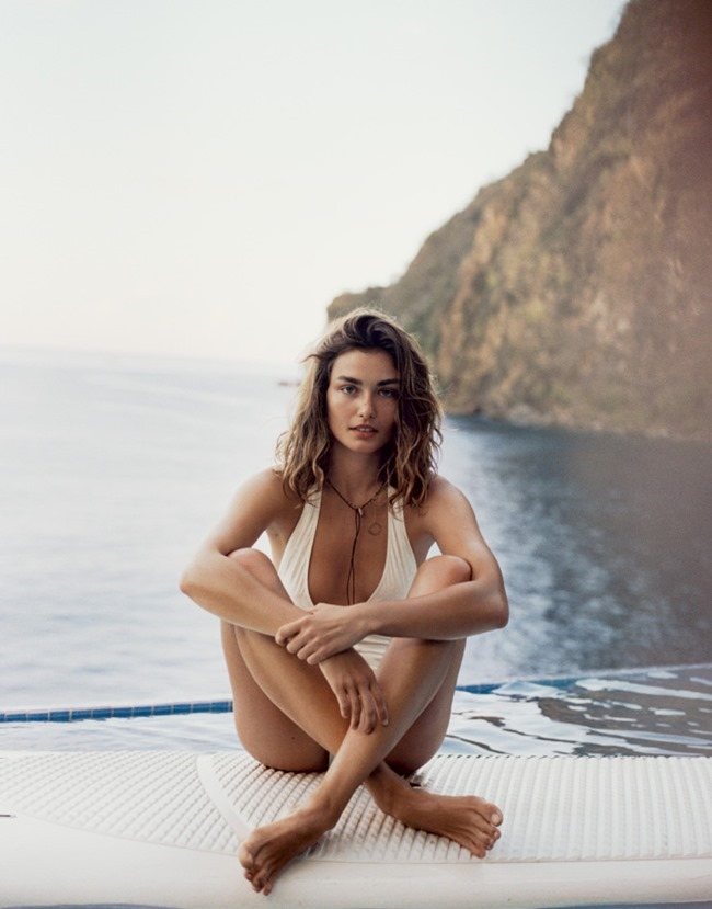 PORTER MAGAZINE Andreea Diaconu by Cass Bird. Kate Young, Summer 2015, www.imageamplified.com, Image Amplified (3)