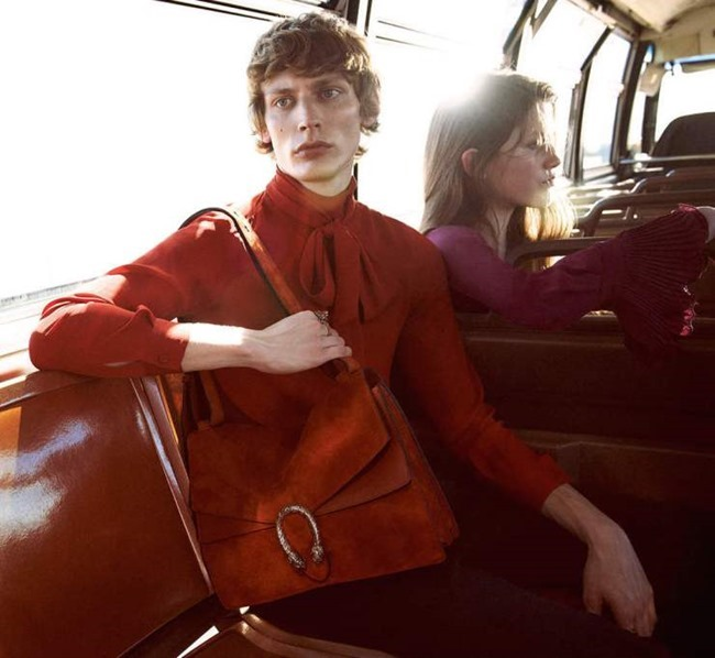 CAMPAIGN Gucci Fall 2015 by Glen Luchford. www.imageamplified.com, Image Amplified (17)