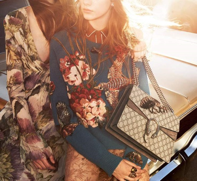 CAMPAIGN Gucci Fall 2015 by Glen Luchford. www.imageamplified.com, Image Amplified (3)