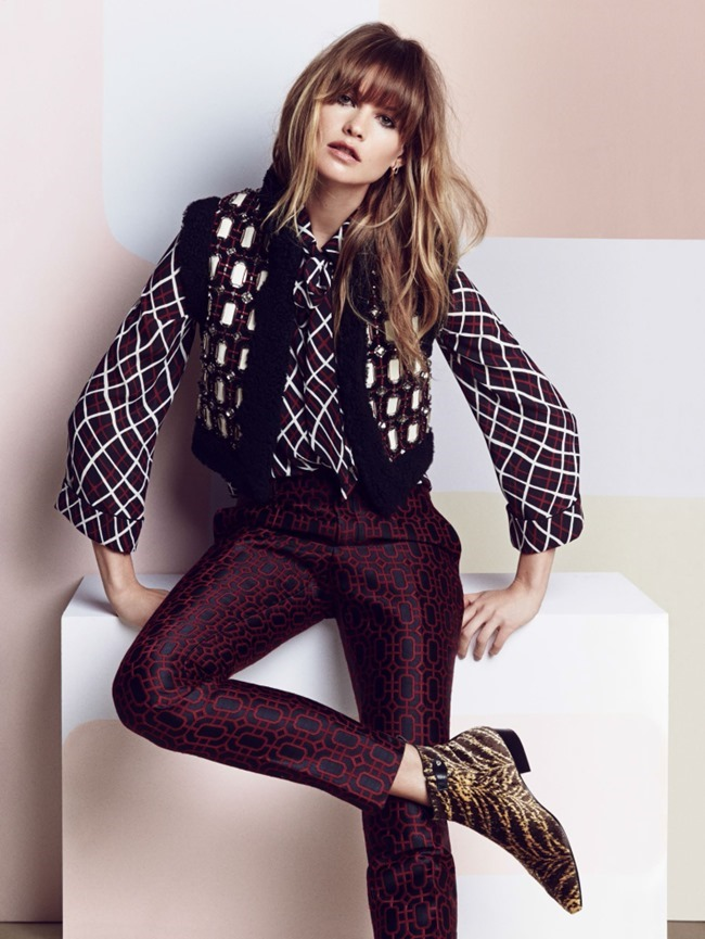 VOGUE CHINA Behati Prinsloo by Patrick Demarchelier. Daniela Paudice, July 2015, www.imageamplified.com, Image Amplified (3)