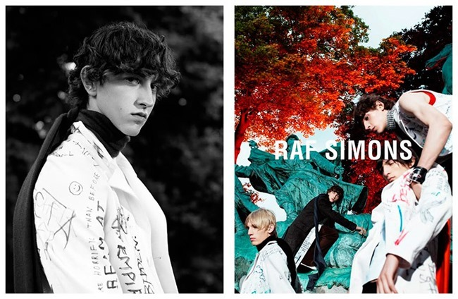 CAMPAIGN Raf Simons Fall 2015 by Willy Vanderperre. Olivier Rizzo, www.imageamplified.com, Image Amplified (4)