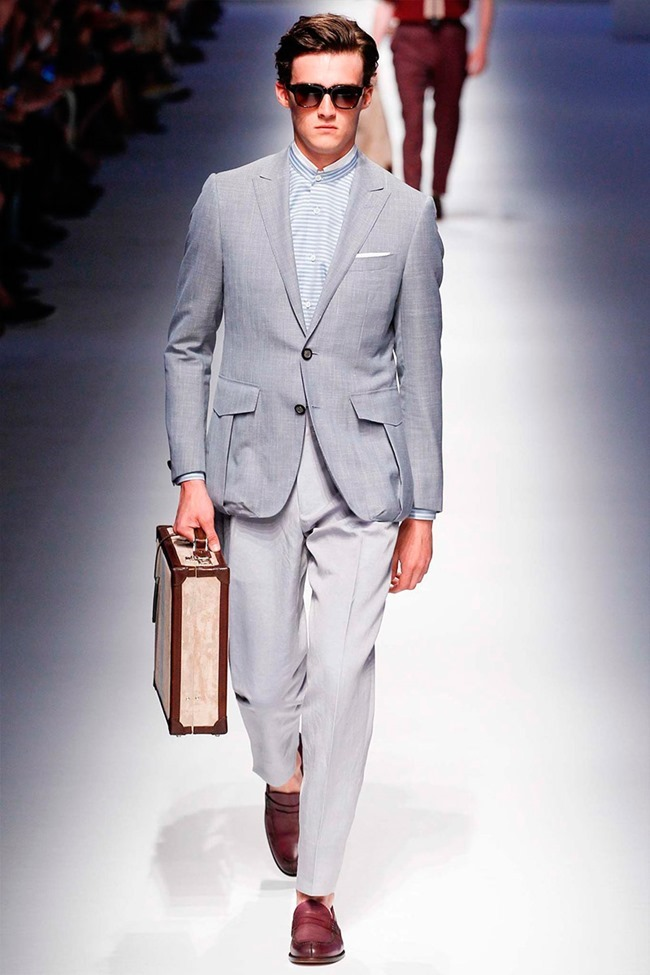 MILAN FASHION WEEK Canali Spring 2016. www.imageamplified.com, Image Amplified (23)