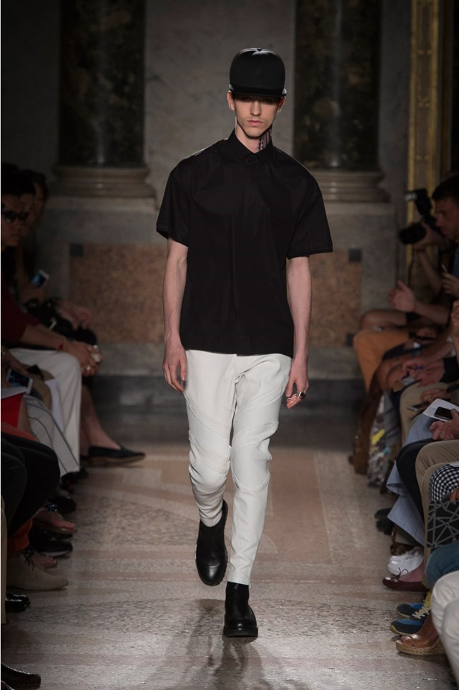 MILAN FASHION WEEK Les Hommes Spring 2016. www.imageamplified.com, Image Amplified (33)