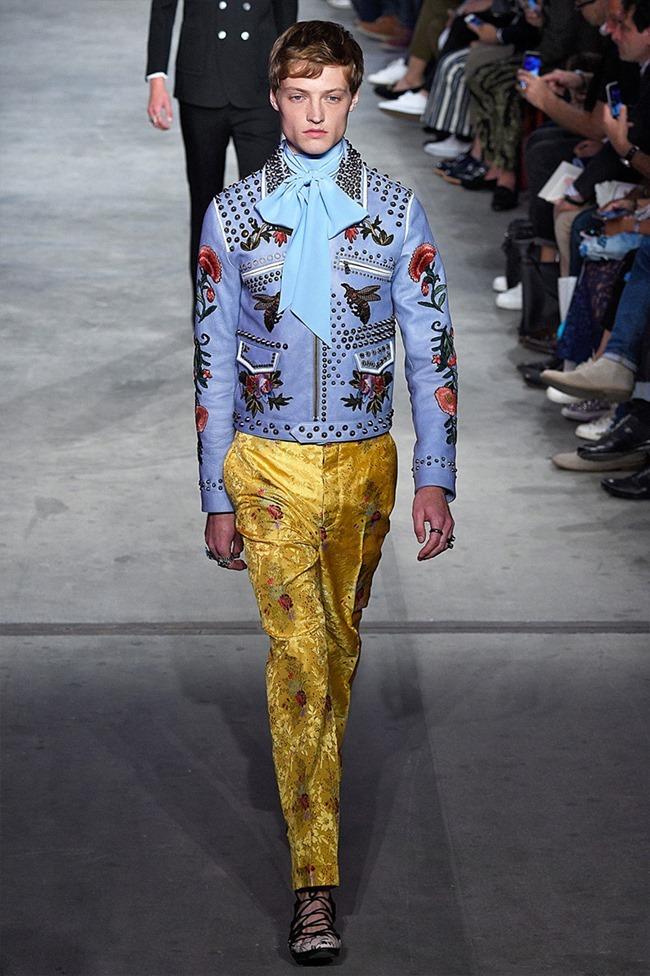 MILAN FASHION WEEK Gucci Spring 2016. www.imageamplified.com, Image Amplified (12)