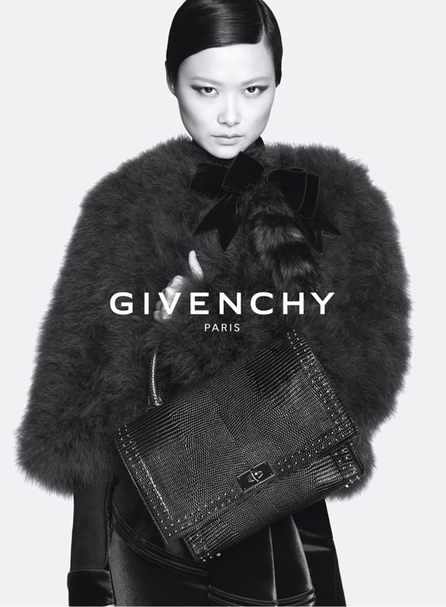 CAMPAIGN Givenchy Fall 2015 by Mert & Marcus. CArine Roitfeld, www.imageamplified.com, Image Amplified (7)