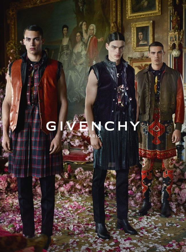 CAMPAIGN Givenchy Fall 2015 by Mert & Marcus. CArine Roitfeld, www.imageamplified.com, Image Amplified (8)