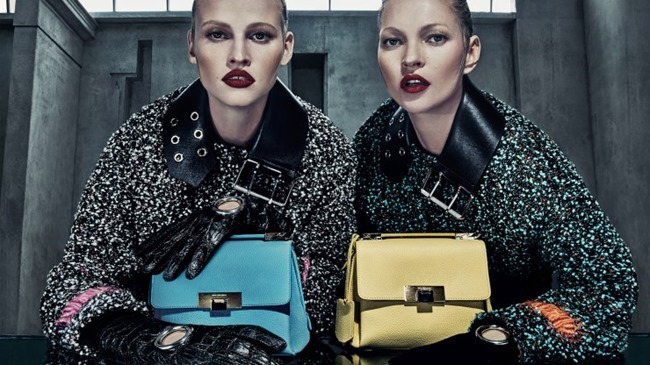 CAMPAIGN Kate Moss & Lara Stone for Balenciaga Fall 2015 by Steven Klein. Panos Yiapanis, www.imageamplified.com, Image Amplified (5)