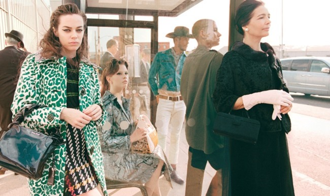 CAMPAIGN Miu Miu Fall 2015 by Steven Meisel. www.imageamplified.com, Image Amplified (3)