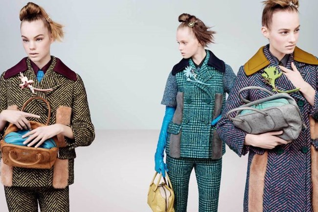 CAMPAIGN Prada Fall 2015 by Steven Meisel. Olivier Rizzo, www.imageamplified.com, Image Amplified (4)