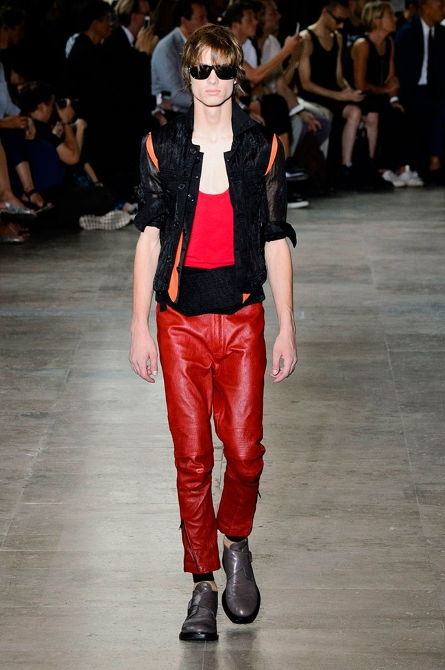 PARIS FASHION WEEK Ann Demeulemeester Spring 2016. www.imageamplified.com, Image Amplified (16)