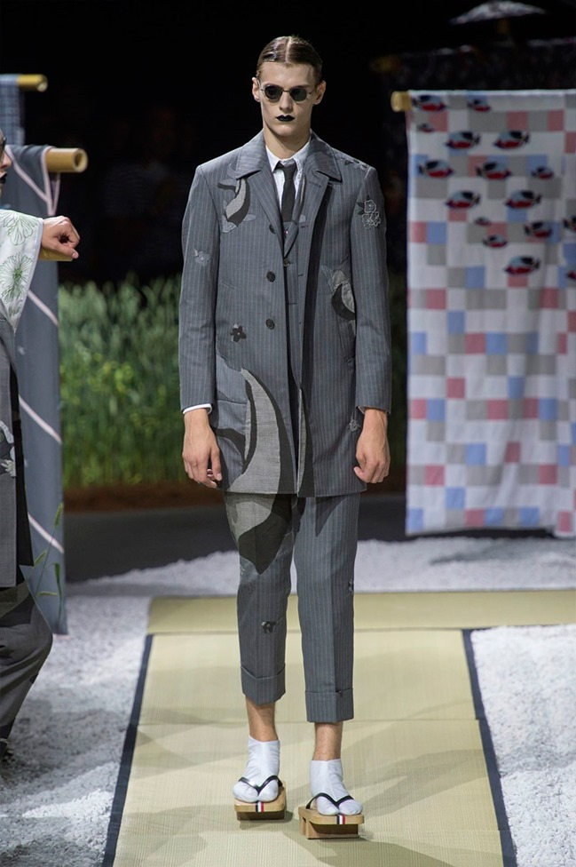 PARIS FASHION WEEK Thom Browne Spring 2016. www.imageamplified.com, Image Amplified (5)