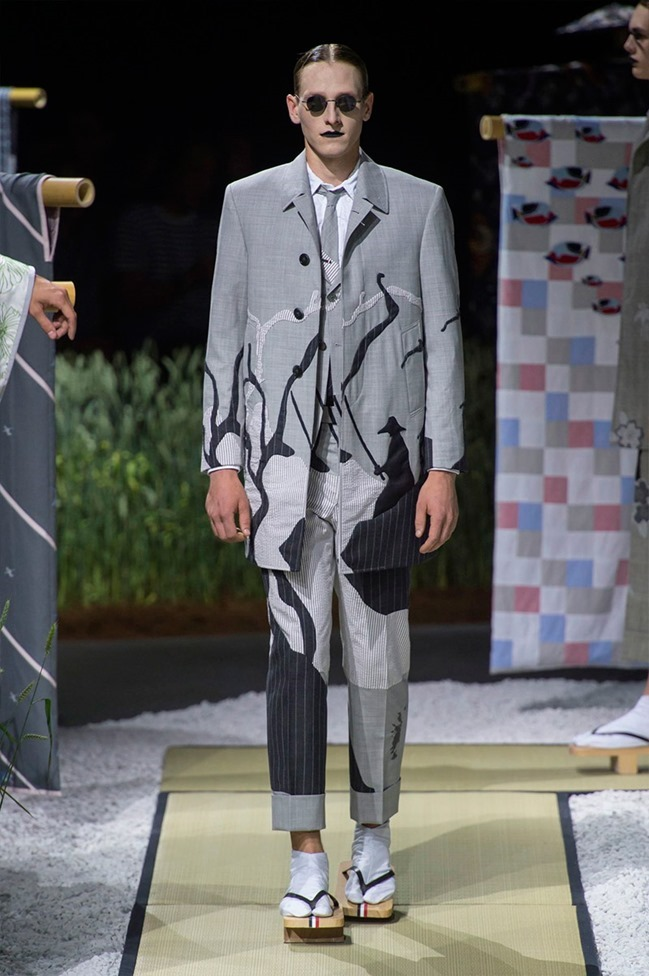PARIS FASHION WEEK Thom Browne Spring 2016. www.imageamplified.com, Image Amplified (8)