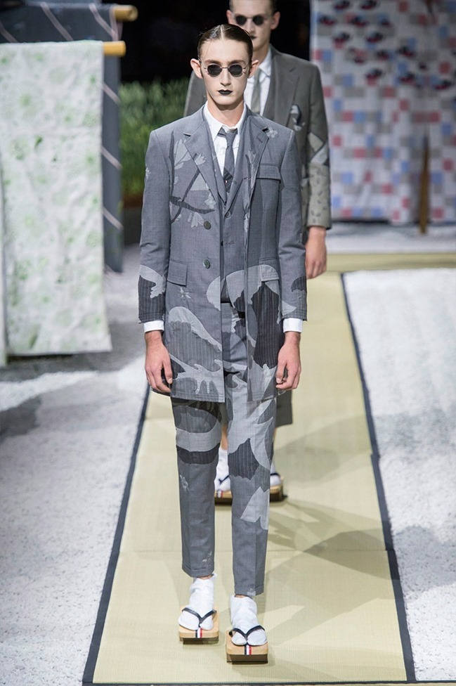 PARIS FASHION WEEK Thom Browne Spring 2016. www.imageamplified.com, Image Amplified (22)