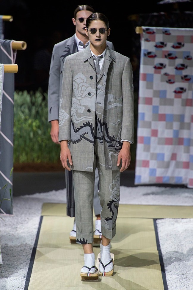PARIS FASHION WEEK Thom Browne Spring 2016. www.imageamplified.com, Image Amplified (27)