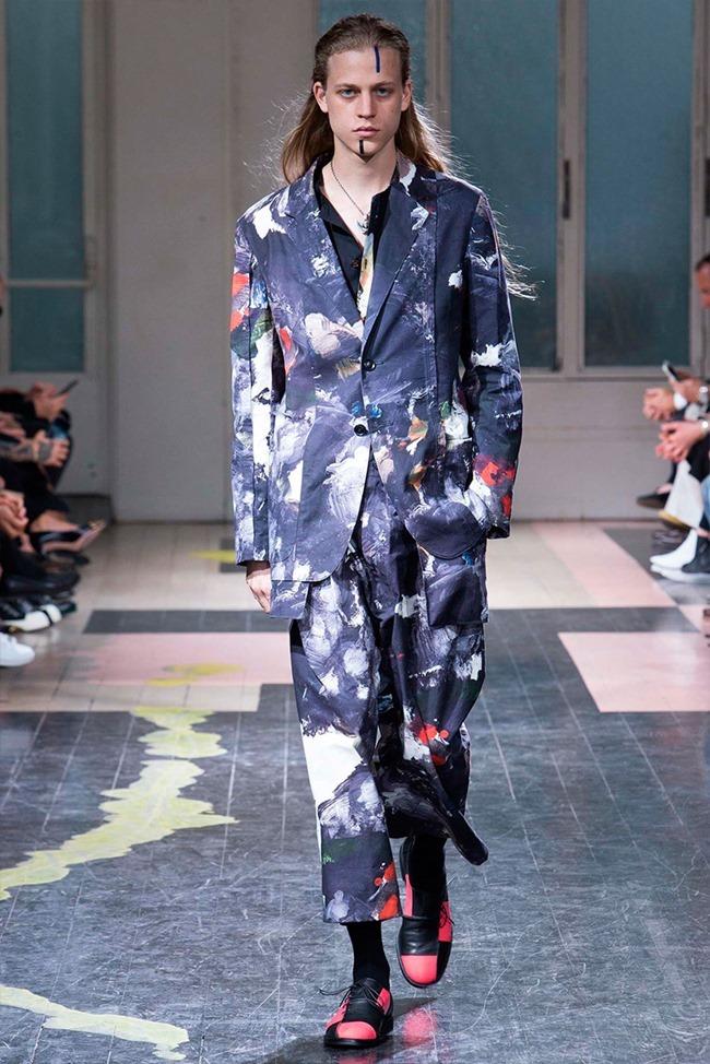 PARIS FASHION WEEK Yohji Yamamoto Spring 2016. www.imageamplified.com, Image Amplified (12)