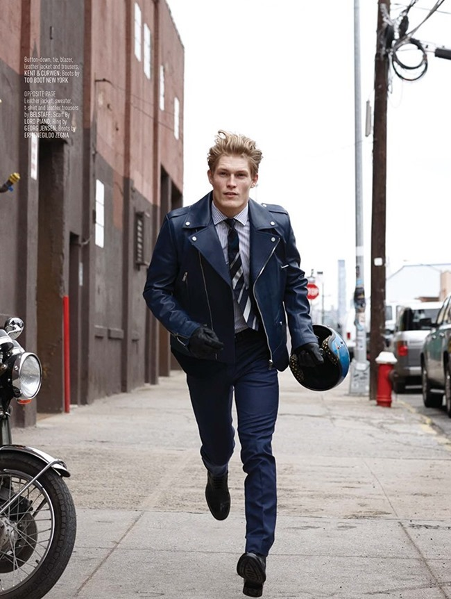 AUGUST MAN MAGAZINE Harry Goodwins by Arnaldo Anaya Lucca. Gregory Wein, Summer 2015, www.imageamplified.com, Image Amplified