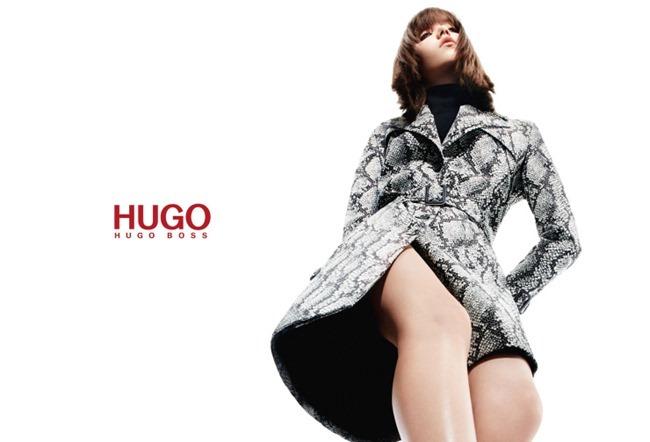CAMPAIGN Grace Hartzel for Hugo by Hugo Boss Fall 2015 by Daniel Sannwald. Tom Van Dorpe, www.imageamplified.com, Image Amplified (3)