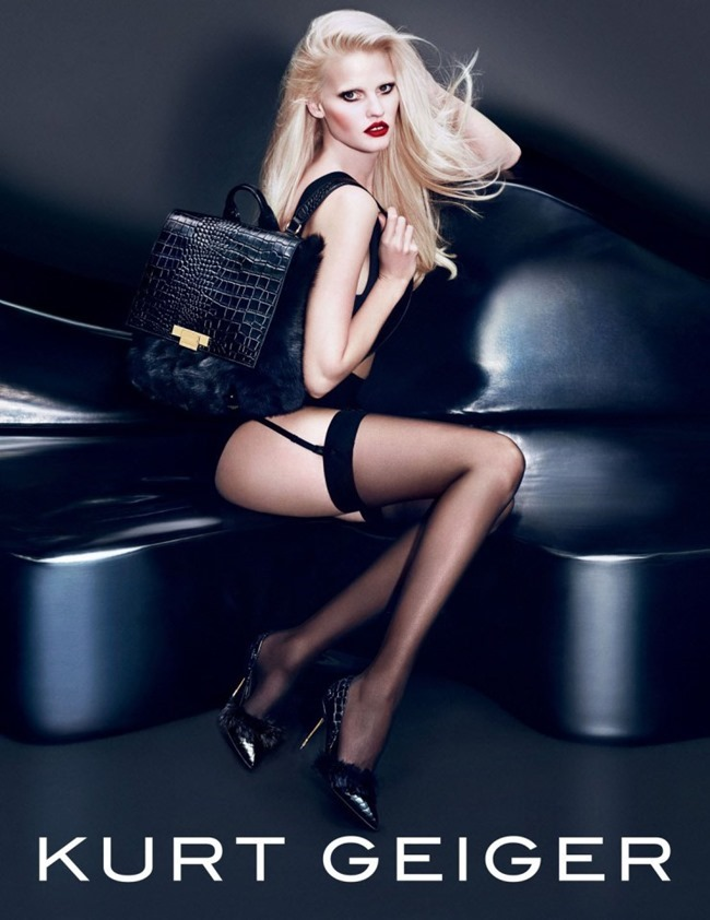 CAMPAIGN Lara Stone for Kurt Geiger Fall 2015 by Erik Torstensson. www.imageamplified.com, Image Amplified (5)
