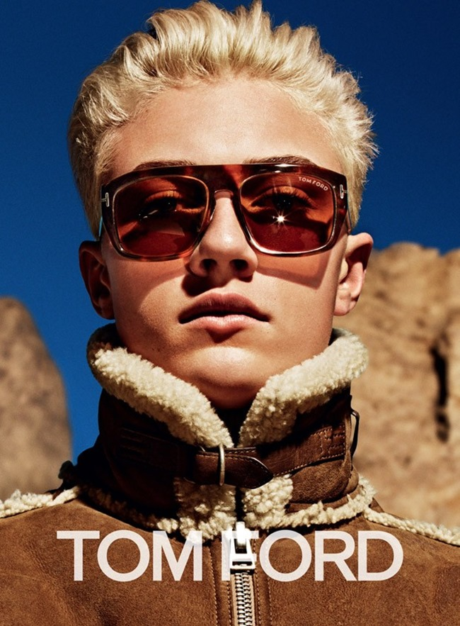 CAMPAIGN Lucky Blue Smith for Tom Ford Fall 2015 by Mario Sorrenti. Carine Roitfeld, www.imageamplified.com, Image Amplified (3)