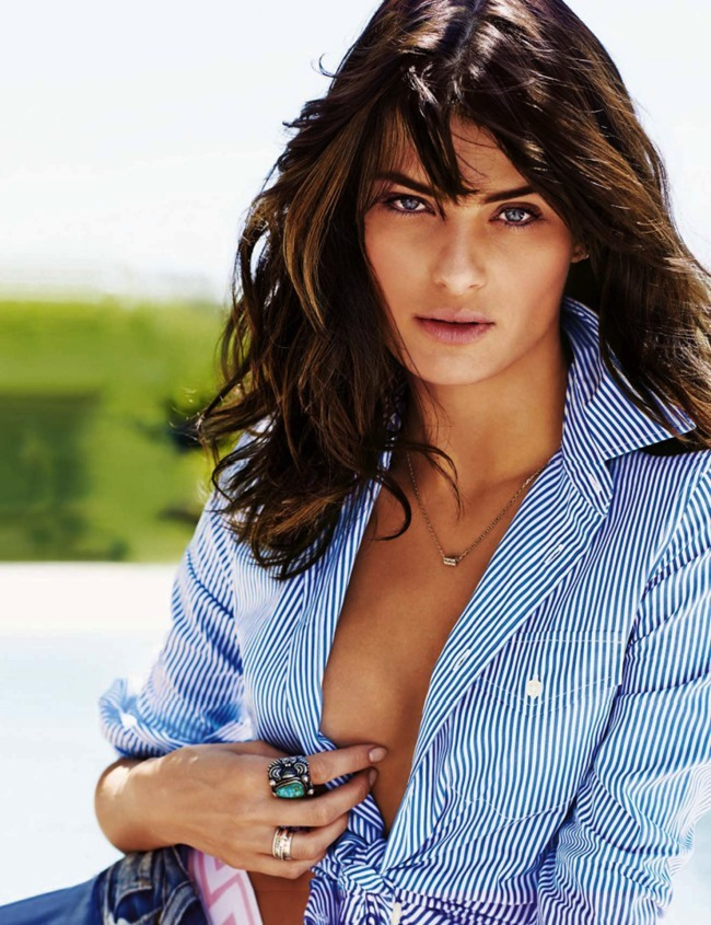ELLE FRANCE Isabeli Fontana by Gianluca Fontana. Hortense Manga, July 2015, www.imageamplified.com, Image Amplified (2)