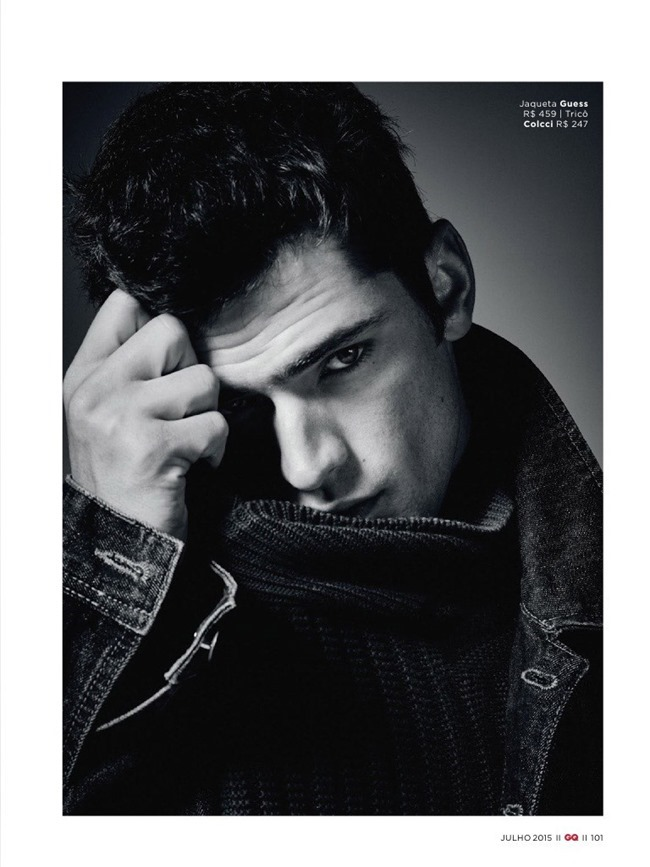 GQ BRAZIL Sean O'Pry by Nicole Neiniger. Sylvain Justum, July 2015, www.imageamplified.com, Image Amplified (3)