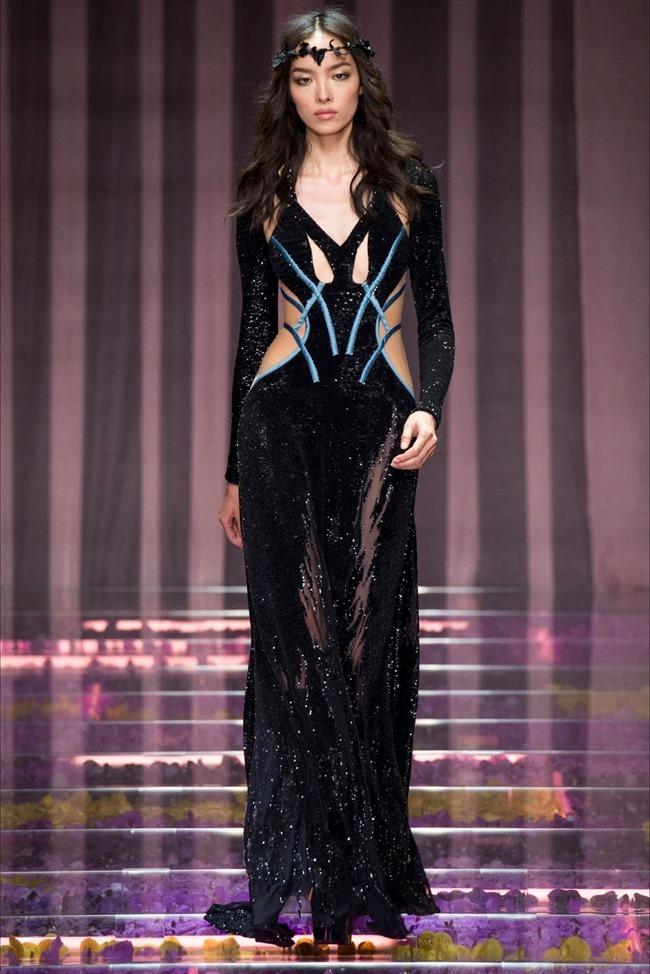 PARIS HAUTE COUTURE Atelier Versace Fall 2015. www.imageamplified.com, Image Amplified (22)