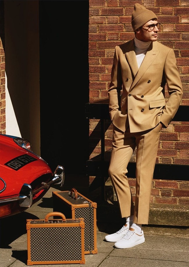 CAMPAIGN Edita Vilkeviciute & Clement Chabernaud for Bally Fall 2015 by Alasdair McLellan. www.imageamplified.com, Image Amplified (9)
