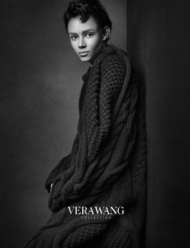 CAMPAIGN Binx Walton & Josephine Le Tutour for Vera Wang Fall 2015 by Patrick Demarchelier. Charlotte Stockdale, www.imageamplified.com, Image Amplified (2)