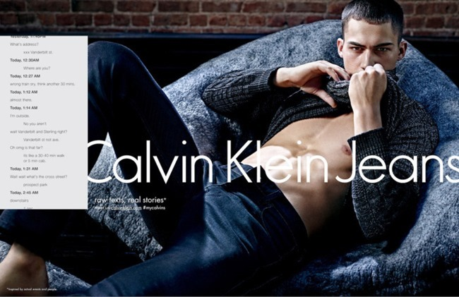 CAMPAIGN Calvin Klein Jeans Fall 2015 by Mario Sorrenti. www.imageamplified.com, Image Amplified (2)
