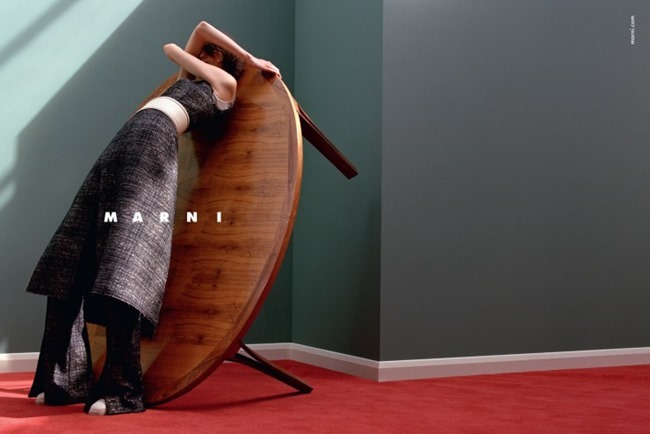 CAMPAIGN Marte Mei van Haaster for Marni Fall 2015 by Jackie Nickerson. Lucinda Chambers, www.imageamplified.com, Image Amplified (9)