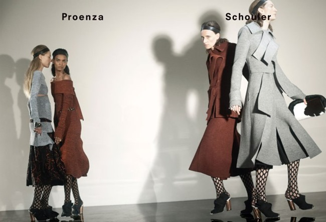 CAMPAIGN Proenza Schouler Fall 2015 by David Sims. Marie Chaix, www.imageamplified.com, Image Amplified (3)