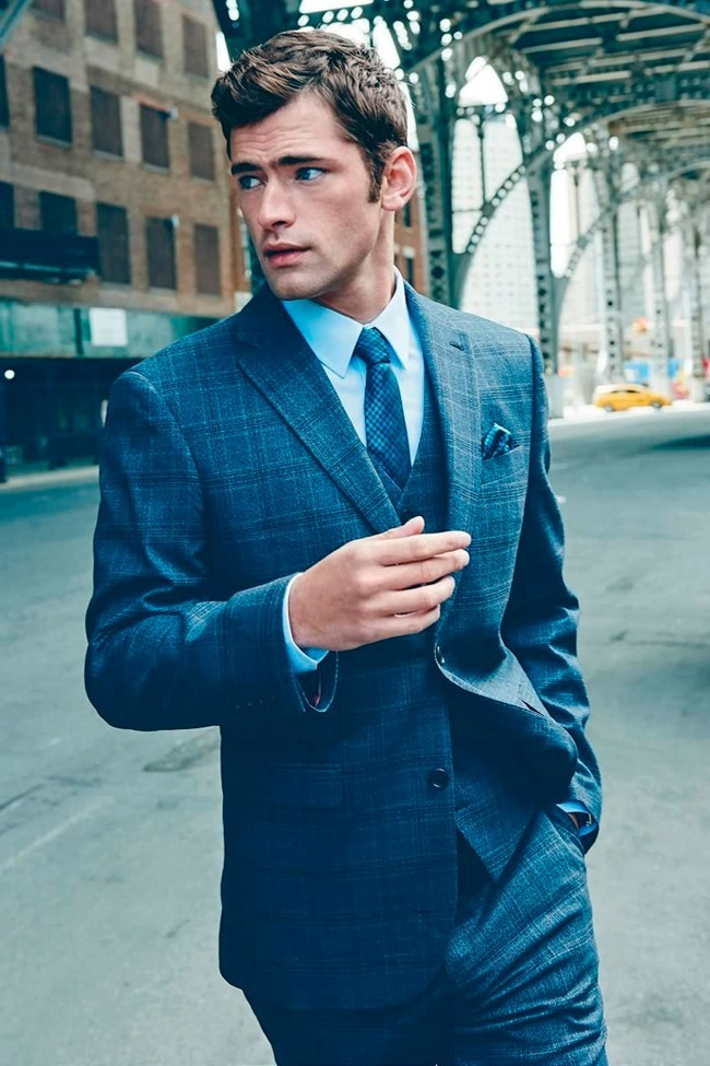 LOOKBOOK Sean O'Pry for Next Fall 2015. www.imageamplified.com, Image Amplified