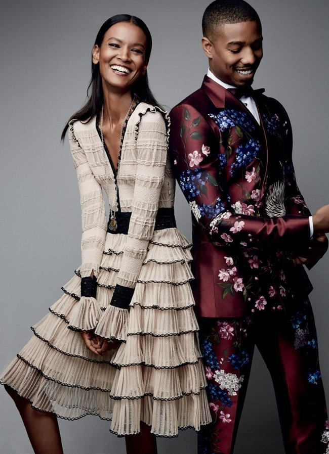 VOGUE MAGAZINE Heart Soul by Patrick Demarchelier. Tabitha Simmons, August 2015, www.imageamplified.com, Image Amplified (3)