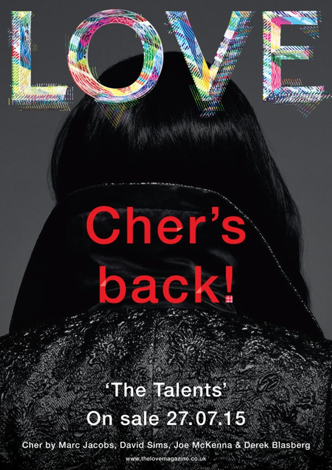 LOVE MAGAZINE Cher by David Sims, Fall 2015, www.imageamplified.com, Image Amplified (1)