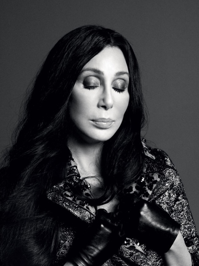 LOVE MAGAZINE Cher by David Sims, Fall 2015, www.imageamplified.com, Image Amplified (2)