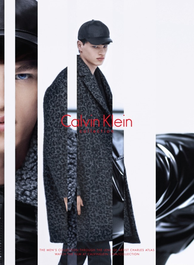 CAMPAIGN Filip Hrivnak & Grace Hartzel for Calvin Klein Collection Fall 2015 by Charles Atlas. Camilla Nickerson, www.imageamplified.com, Image Amplified (4)