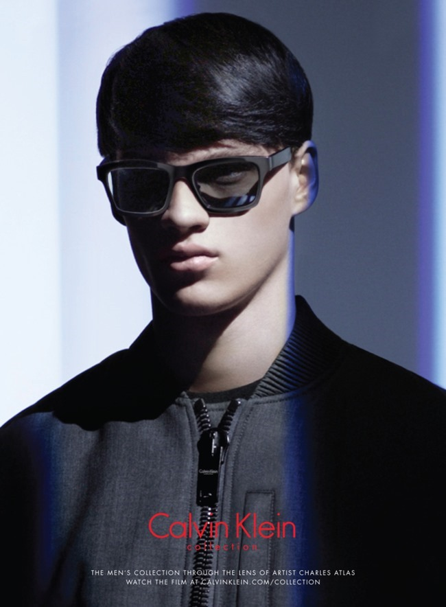 CAMPAIGN Filip Hrivnak & Grace Hartzel for Calvin Klein Collection Fall 2015 by Charles Atlas. Camilla Nickerson, www.imageamplified.com, Image Amplified (9)