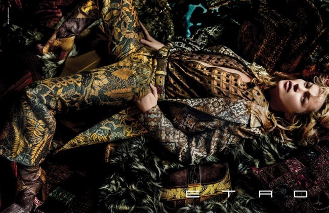 CAMPAIGN Kate Moss for Etro Fall 2015 by Mario Testino. www.imageamplified.com, Image Amplified (8)