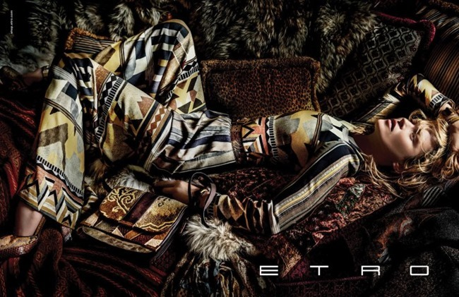 CAMPAIGN Kate Moss for Etro Fall 2015 by Mario Testino. www.imageamplified.com, Image Amplified (2)