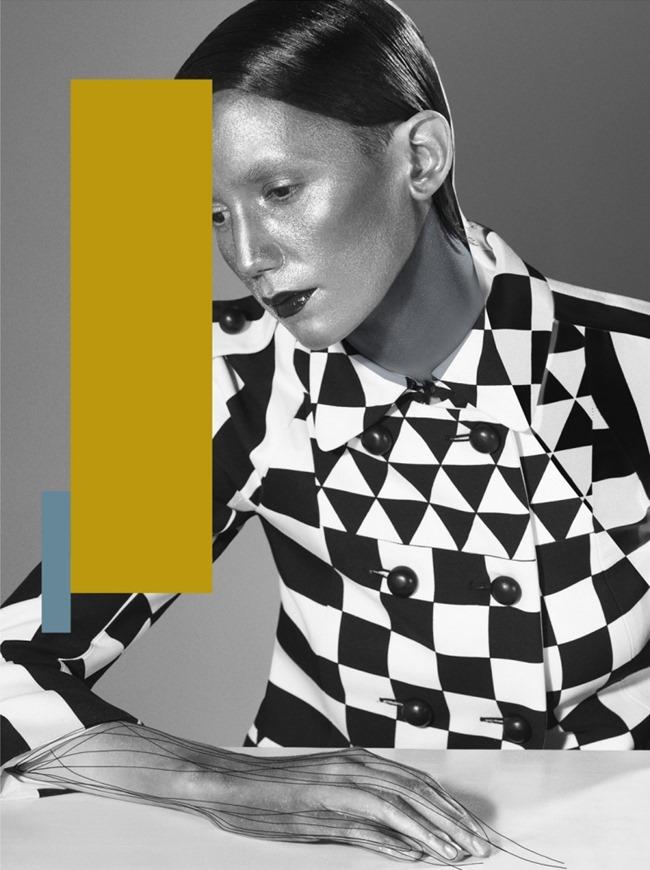 DANSK MAGAZINE Rita Saunders by Lea Nielsen. Darryl Rodrigues, Fall 2015, www.imageamplified.com, Image amplified (4)