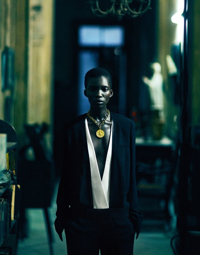 PORTER MAGAZINE Achok Majak & Cubans by Mikael Jansson. George Cortina, Fall 2015, www.imageamplified.com, Image Amplified (2)