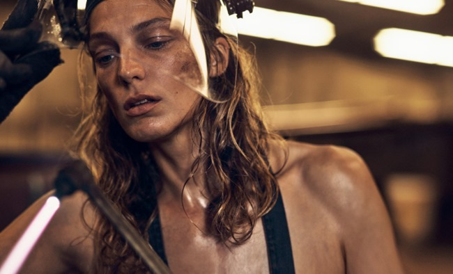 PORTER MAGAZINE Daria Werbowy by Mikael Jansson. Alex White, Fall 2015, www.imageamplified.com, Image Amplified (8)