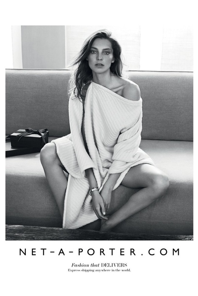 CAMPAIGN Daria Werbowy for Net-a-Porter Fall 2015 by Erik Torstensson. George Cortina, www.imageamplified.com, Image Amplified (2)