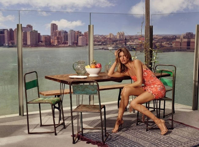 CAMPAIGN Gisele Bundchen & Sean O'Pry for Colcci Spring 2016 by Nino Munoz. www.imageamplified.com, Image Amplified (3)