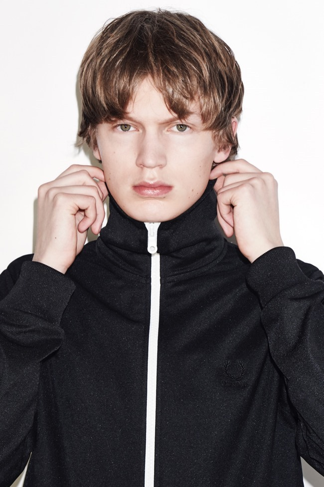 LOOKBOOK Fred Perry x Raf Simons Fall 2015. www.imageamplified.com, Image Amplified (9)