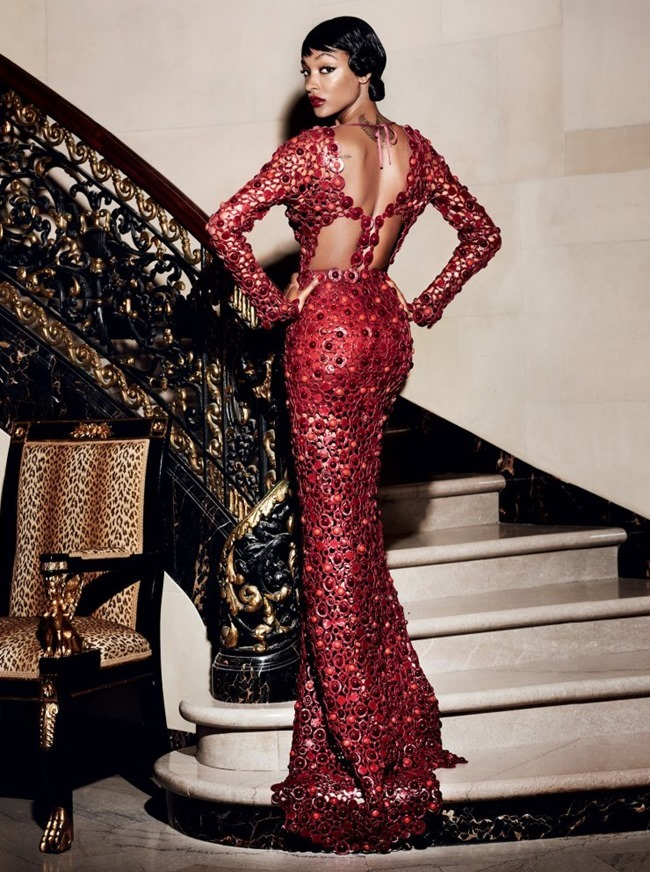 VOGUE MAGAZINE Empire Rises by Mario Testino. Camilla Nickerson, September 2015, www.imageamplified.com, Image Amplified (6)