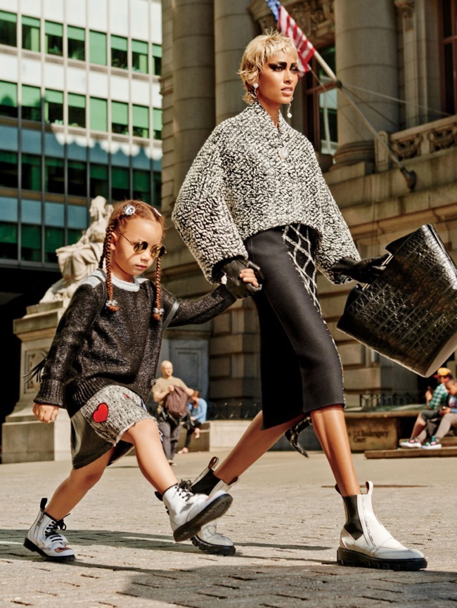 ALLURE MAGAZINE Hilary Rhoda & Anais Mali by Giampaolo Sgura. Siobhan Bonnouvrier, September 2015, www.imageamplified.com, Image Amplified (1)