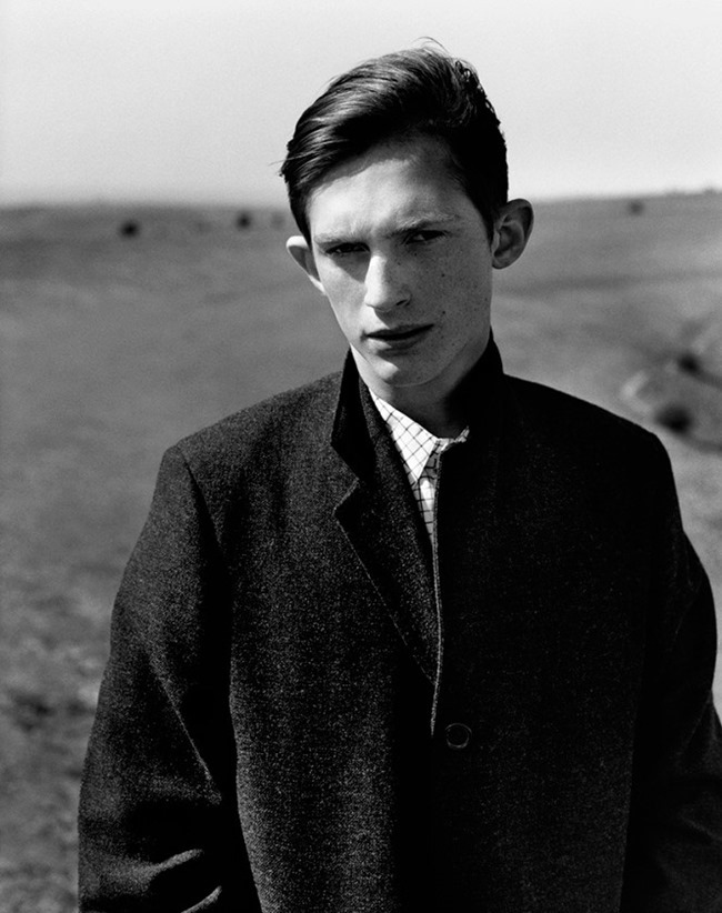 CAMPAIGN Charlie Taylor for Margaret Howell Fall 2015 by Alasdair McLellan. www.imageamplified.com, Image Amplified (2)